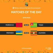 Total Africa Cup Of Nations Championship Update With Neighbours, Uganda Set To Play Rwanda At 10 PM