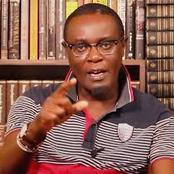 Mutahi Ngunyi: Ruto Made A Fool Of Himself At Bomas And Now He's A Blind Man Chasing A Dark Cat