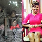 See Recent Photo of Kameme TV News Anchor Wangeci Wa Kariuki's With Her Adopted Daughter