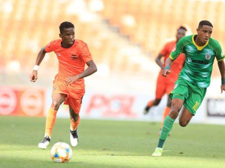 Kabelo Mahlasela: The former Kaizer Chiefs midfielder had initial intentions to stay with the club!