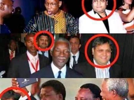OPINION - Everyone Claim not to Know These People Except Jacob Zuma
