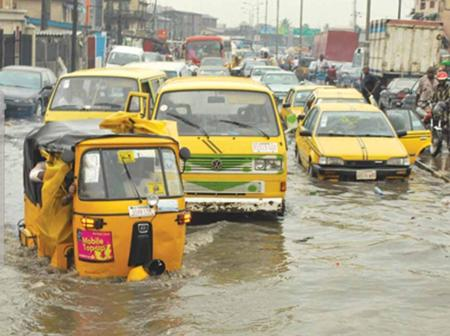 Lagos Government Urges Residents In 4 LGAs To Relocate Over Impending Flood