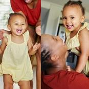 Fans gush over how Denise Zimba's cute daughter looks like her.