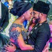 4 Years after they acted as a Couple in the movie wedding party, See photos of BankyW with his Wife