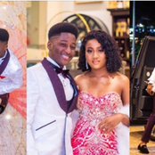 Meet Kirk Kwame Despite's Son And His Beautiful Girlfriend