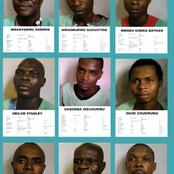 Imo Jail Break: Check Out Some Pictures Of Those Who Escaped