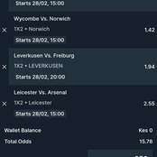 5 Matches To Win You Big Money Today