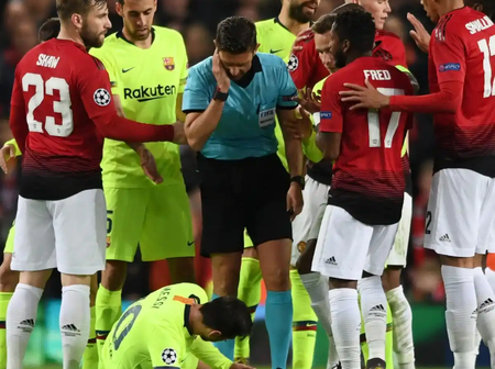 Check Out How McTominay Send Sergio Romero To Convince Messi For His Jersey After Clash With Him