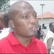 NDC's Okudzeto Ablakwa was a TESCON Member and His NUGS Campaign Manager was Manhyia North Former MP