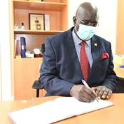 Prof. Magoha Directs Resumption of Learning in September Amidst Battle With COVID-19