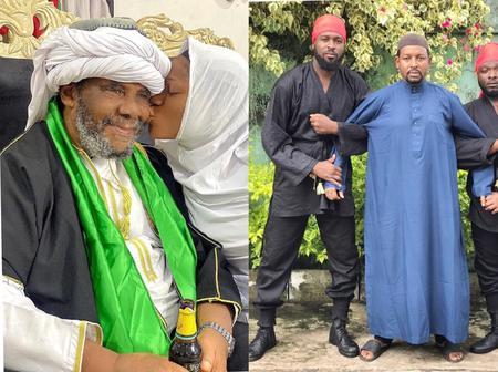 Le groupe islamique chiites du Nigeria est en colère contre Pete Edochie pour son rôle dans un film