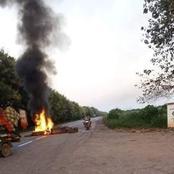 Désobéissance civile: Ferké rentre dans la danse, des cartes d'électeurs ont été saisis et brûlés