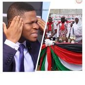 Asawase NDC React In Uproar Over Sammy Gyamfi's Betrayal Comments