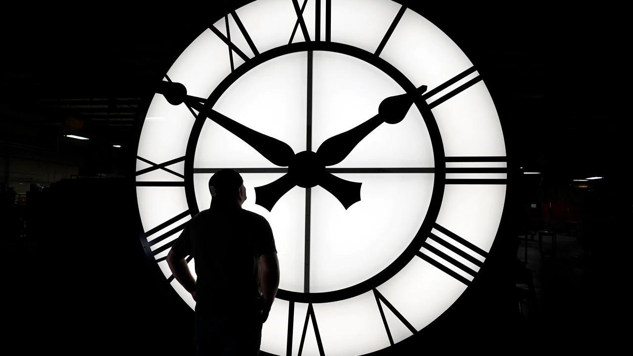 Alabama Gov. Kay Ivey signs year-round Daylight Saving Time bill