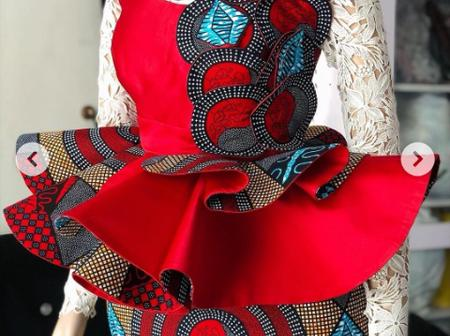 30 Attractive And Adorable Ankara Designs For Fashion Designers And Fashionistas