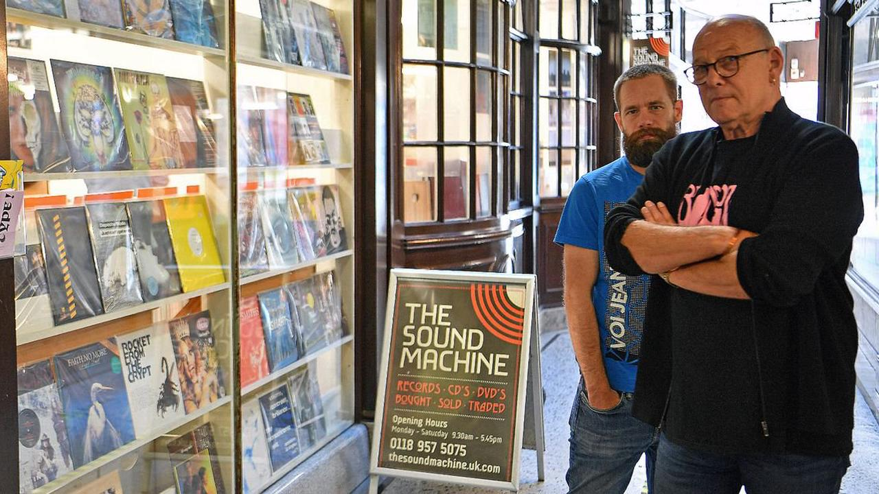 Reading's longest-running record shop on surviving the pandemic