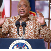 President Uhuru Kenyatta Should Urge People To Take Covid-19 Vaccine.[OPINION]