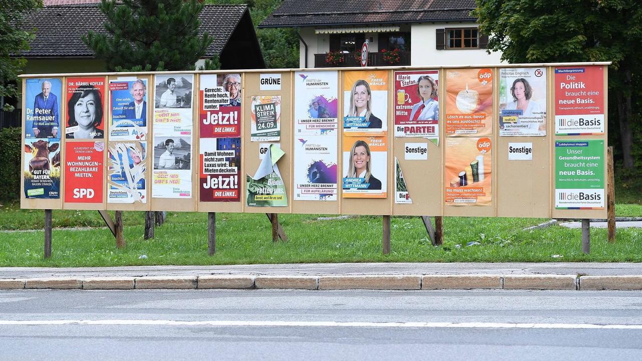 Die Bundestagswahl in Zahlen: 47, 6.211, 650.000