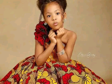 Checkout 12 Best Ankara Styles That Would Look Good On Your Kids