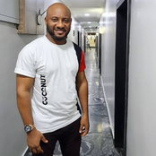 Yul Edochie's Elder Brother Is Back To Nollywood. See His Photos Along With Other Actors