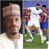 Nigerians Blast Buhari's PA After His Tweet Regarding Barcelona's Loss To Real Madrid
