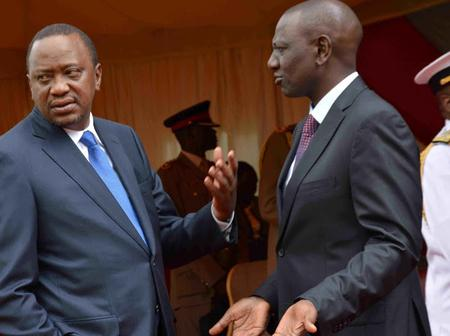 Ruto Explains 'Attempted Coup' Accusations behind President Kenyatta's Back