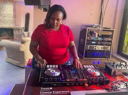'Haukai Ata Dj' Omanga Blasted After Posting This