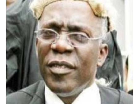 See What Lawyer Femi Falana Was Accused of, At International Criminal Court in Hague