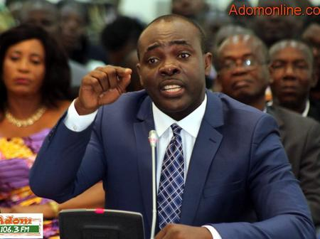 Smear Campaign Against Sports Minister, Isaac Kwame Asiamah Opposed By Anweafutu Assemblyman