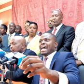 Big Blow To DP Ruto As Allies Reportedly Split Into Three Camps After MCAs Overwhelming Endorsed BBI