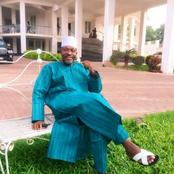 Nollywood Actor, Shows Off His Mansion, Says
