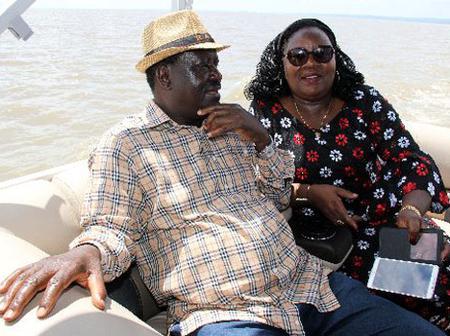 Ida Odinga Speaks on The Health Status of Raila as She Appeals to Kenyans to Pray for Him