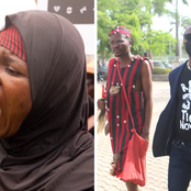 See What Aisha Yesufu Said After A Native Doctor Escorted Sowore To The Court