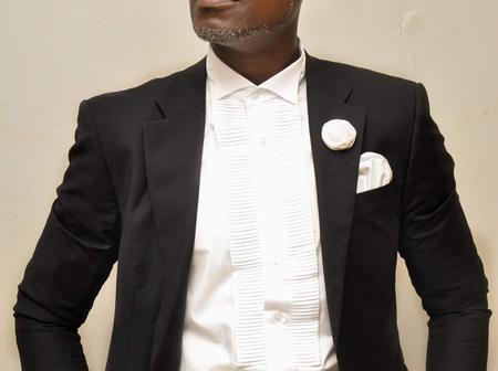 I'm In love With The Man Upstairs - Evangelist Felix Gaba