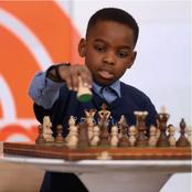 The 8 Year Old Nigerian Boy Who Is Now The New York Newest Chest king