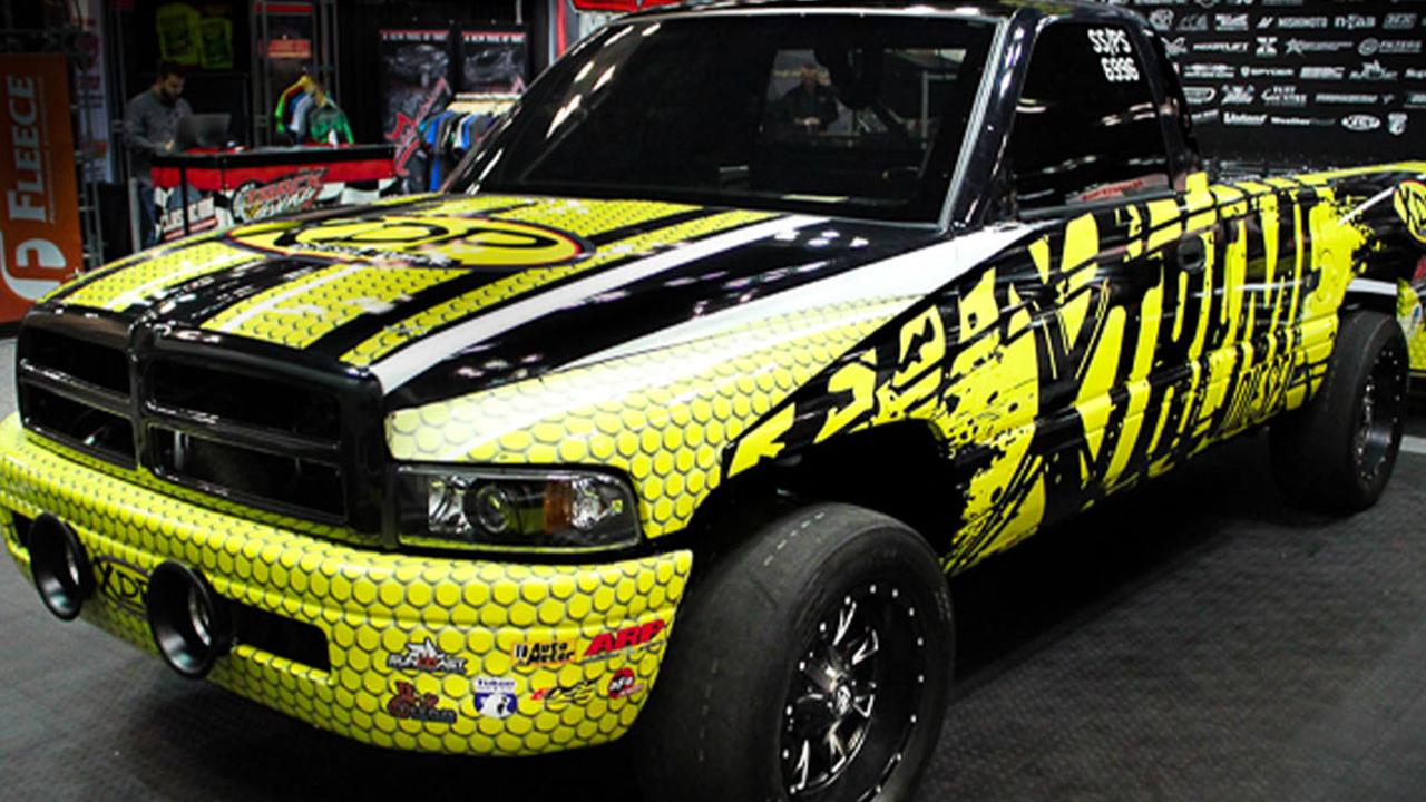 Champion Oil Seeking Diesel Vehicle Builds for SEMA 2021