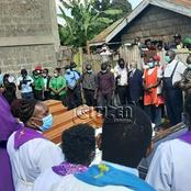 Last Wish From Waruinge's Surviving Daughters During Family Send Off