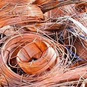 Copper worth R1.9 million thieves nailed