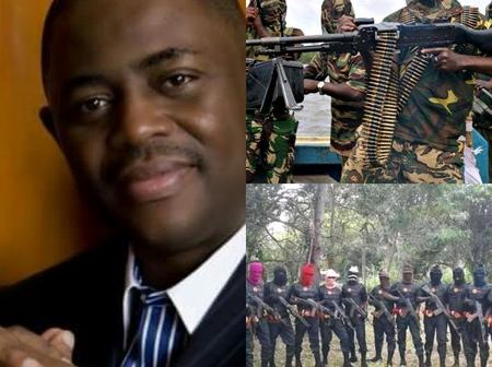 FFK Speaks Up On The Possibility Of Civil War In Nigeria