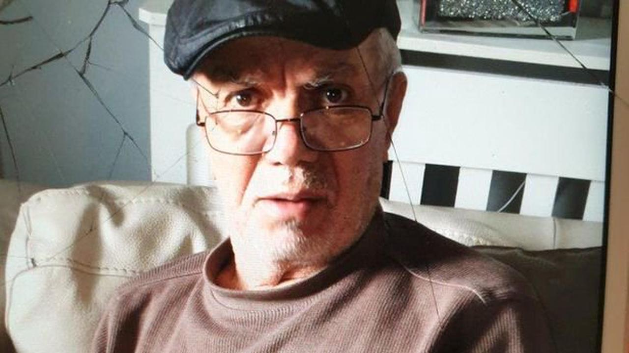 Police appeal to find missing man, 82, who has dementia