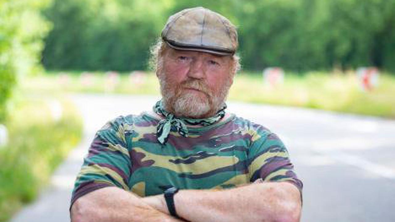 So fand ich den Belgien-Rambo verwest im Wald