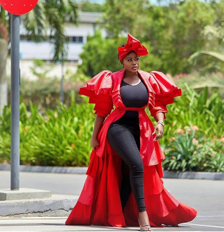 ac5772bcea6843ba93c8bdddd9679ac1?quality=uhq&resize=720 - Benedicta Gafah, Ahuofe Patri, And Other Celebs Causes Massive Stir With 'Spicy' Val's Day Photos