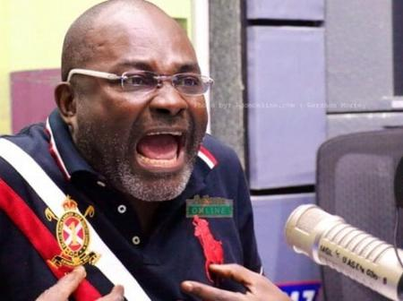 Rawlings, Martin Amidu plotted your downfall - Kennedy Agyapong reveals to Mahama and the NDC