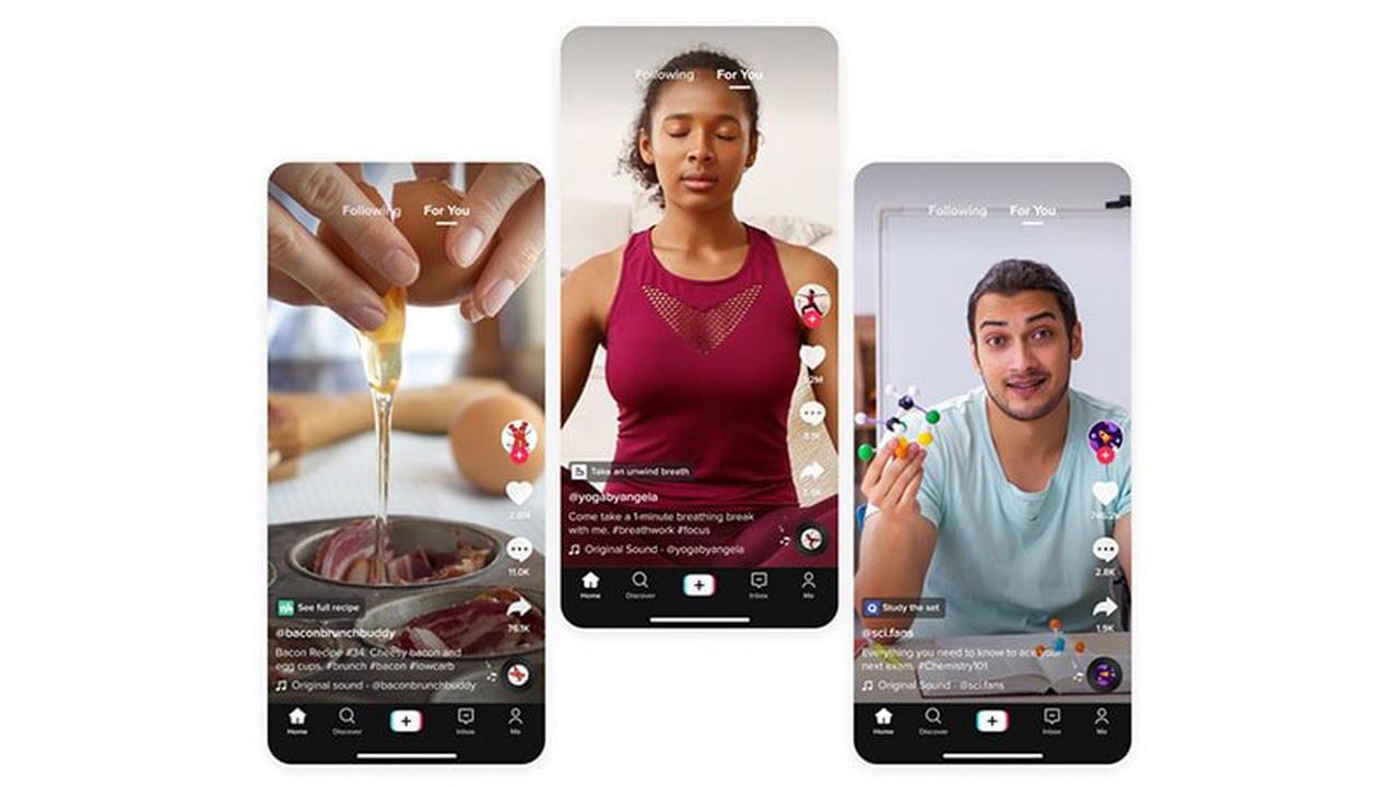 TikTok lance Jump, une nouvelle fonctionnalité pour intégrer des services tiers
