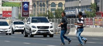 2,410 jaywalkers fined in Sharjah in first half of 2020