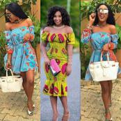Check Out These Beautiful And Sophisticated Ankara Chic Styles For Ladies