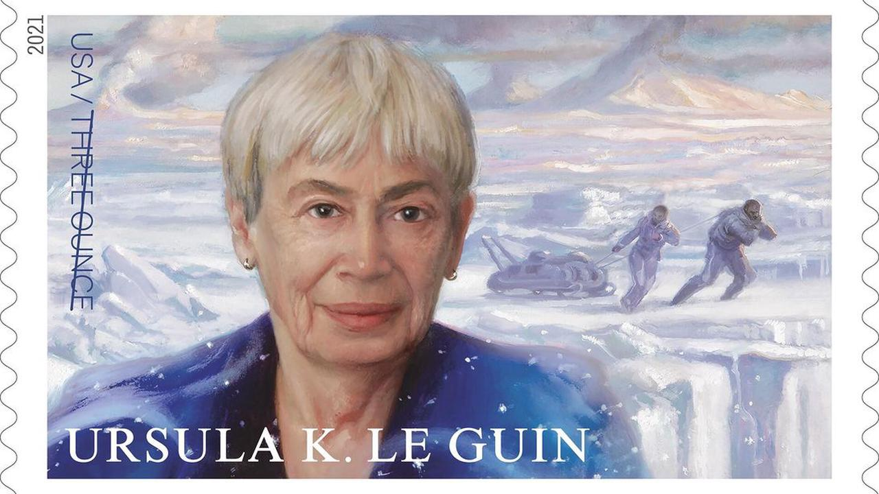 Ursula K. Le Guin Is Getting the Greatest of Tributes: A Stamp