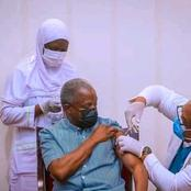 Osinbajo Speaks After His Covid19 Vaccination