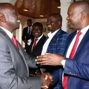 Ruto's Ally Beats IEBC Official And UDA Candidate Arrested Over Bribery Voters