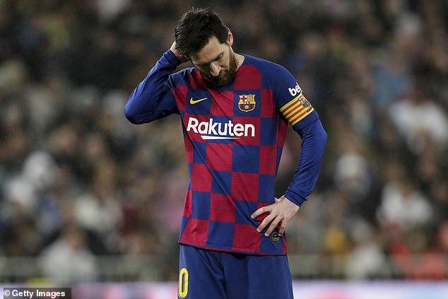 Five Barcelona Players Tested Positive For Coronavirus